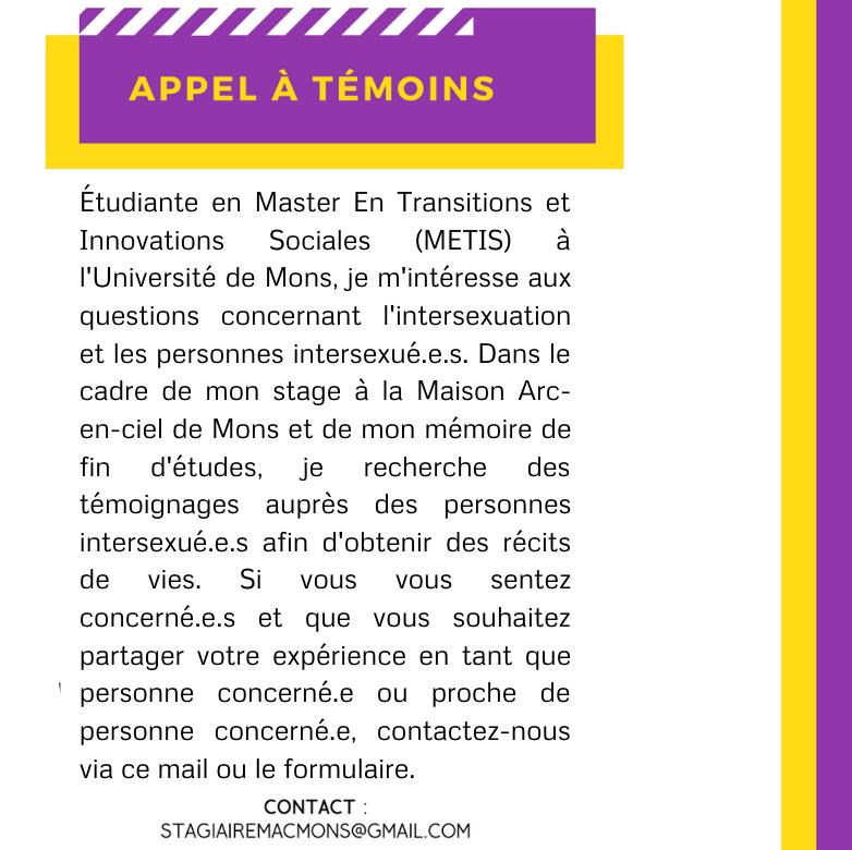 aPPEL À TÉMOINS-4